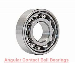 20 mm x 47 mm x 20,638 mm  FBJ 5204-2RS angular contact ball bearings