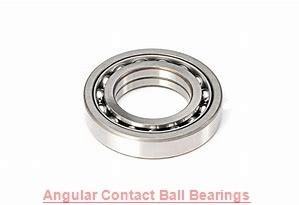 100 mm x 180 mm x 34 mm  NACHI 7220CDT angular contact ball bearings
