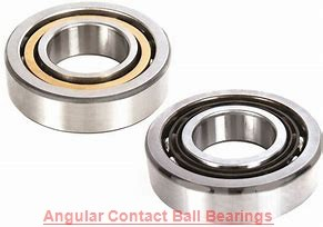 95 mm x 170 mm x 32 mm  FAG QJ219-N2-MPA angular contact ball bearings