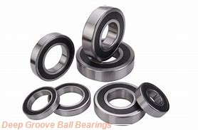 5 mm x 13 mm x 4 mm  NSK F695 deep groove ball bearings