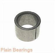 20 mm x 35 mm x 20 mm  FBJ GEEW20ES-2RS plain bearings
