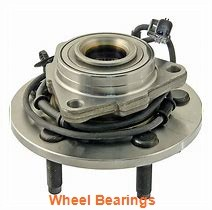 Toyana CX682 wheel bearings
