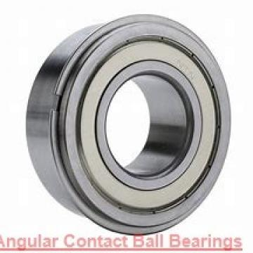 35 mm x 80 mm x 21 mm  NTN 7307C angular contact ball bearings