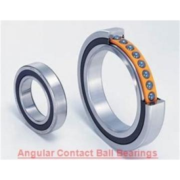 40 mm x 80 mm x 18 mm  NACHI 7208DT angular contact ball bearings