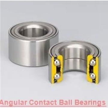 120 mm x 215 mm x 40 mm  NTN 7224C angular contact ball bearings