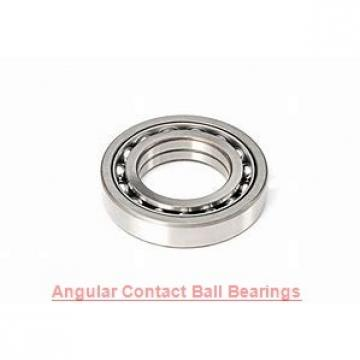 160 mm x 240 mm x 38 mm  KOYO 3NCHAR032C angular contact ball bearings