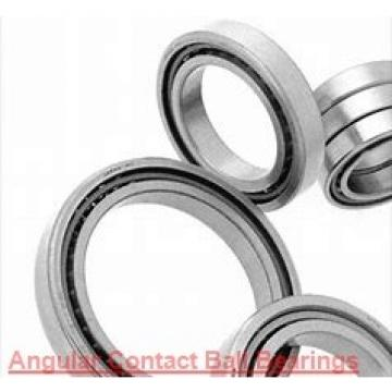 17 mm x 40 mm x 12 mm  SKF 7203 BEY angular contact ball bearings