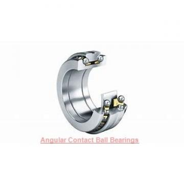 35 mm x 62 mm x 14 mm  KOYO HAR007C angular contact ball bearings