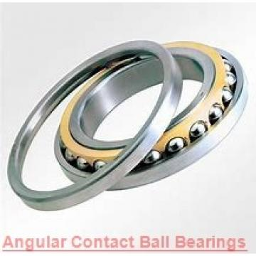 120 mm x 260 mm x 55 mm  SKF 7324 BGBM angular contact ball bearings