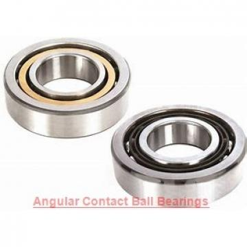 160 mm x 290 mm x 48 mm  NTN 7232DF angular contact ball bearings