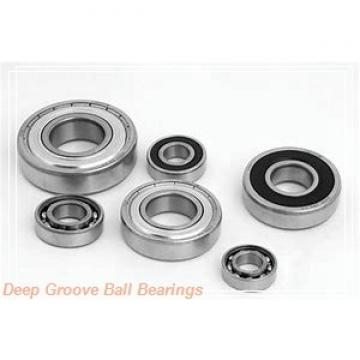10 mm x 26 mm x 8 mm  FAG S6000-2RSR deep groove ball bearings