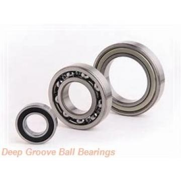 5 mm x 11 mm x 4 mm  NTN FLWBC5-11ZZ deep groove ball bearings