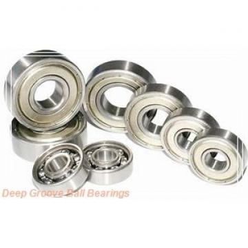 10 inch x 266,7 mm x 6,35 mm  INA CSCA100 deep groove ball bearings