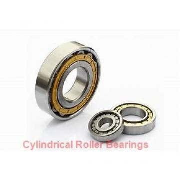 50 mm x 90 mm x 20 mm  NACHI NUP210EG cylindrical roller bearings