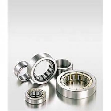 95 mm x 170 mm x 43 mm  NACHI NU 2219 cylindrical roller bearings
