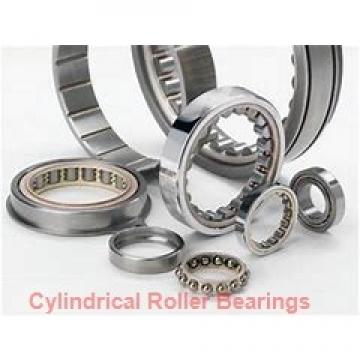 35 mm x 72 mm x 17 mm  NSK NU207EM cylindrical roller bearings