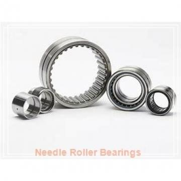 AST SCE2012 needle roller bearings