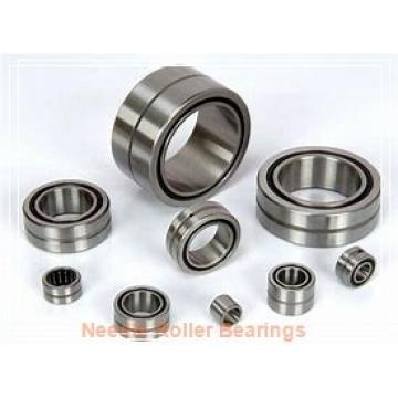 30 mm x 45 mm x 17 mm  IKO NAF 304517 needle roller bearings