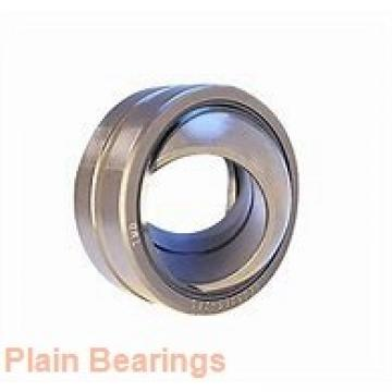 63 mm x 95 mm x 65 mm  FBJ GEEW63ES-2RS plain bearings