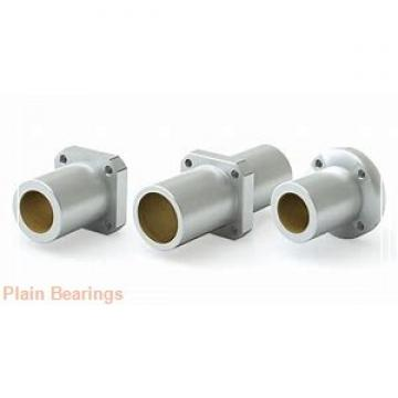 16 mm x 39 mm x 16 mm  NMB HRT16E plain bearings