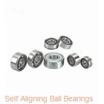25 mm x 62 mm x 16 mm  SKF 1206 EKTN9 + H 206 self aligning ball bearings