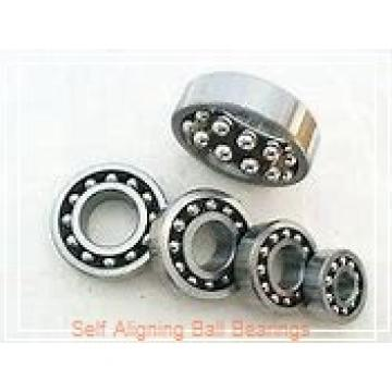 17 mm x 47 mm x 14 mm  NACHI 1303 self aligning ball bearings