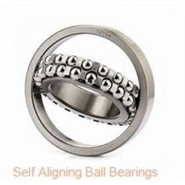 35 mm x 72 mm x 23 mm  ISO 2207K+H307 self aligning ball bearings