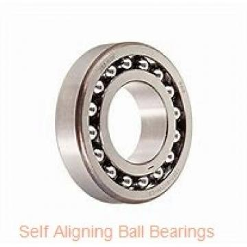 55 mm x 100 mm x 21 mm  NTN 1211S self aligning ball bearings