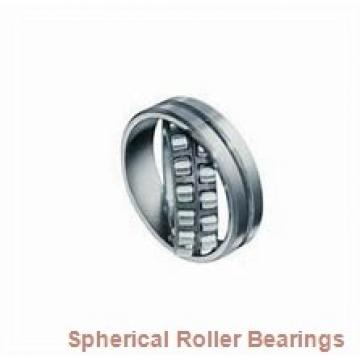 90 mm x 190 mm x 64 mm  FAG 22318-E1-K spherical roller bearings