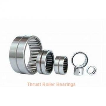 400 mm x 710 mm x 67 mm  NACHI 29480E thrust roller bearings