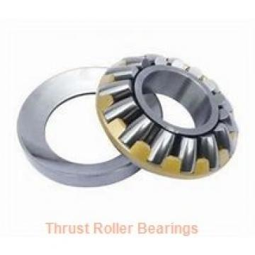 340 mm x 540 mm x 40,6 mm  ISB 29368 M thrust roller bearings