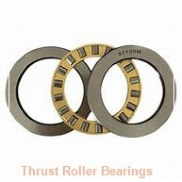 INA K81122-TV thrust roller bearings
