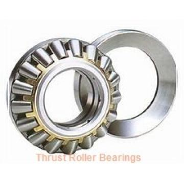 250 mm x 310 mm x 25 mm  IKO CRBC 40035 thrust roller bearings
