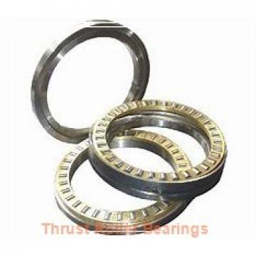 170 mm x 280 mm x 23 mm  NACHI 29334E thrust roller bearings
