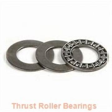 45 mm x 65 mm x 4 mm  SKF 81109TN thrust roller bearings