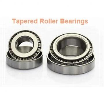 79,375 mm x 152,4 mm x 36,322 mm  Timken 595A/592AS tapered roller bearings