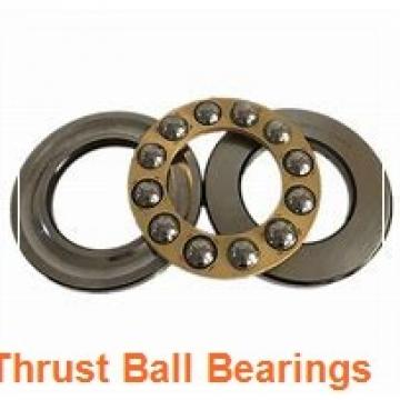 NSK 51172X thrust ball bearings