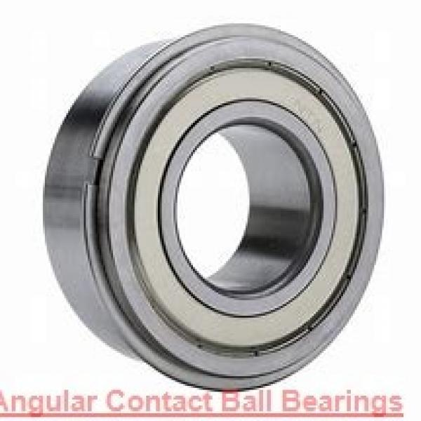 35 mm x 62 mm x 14 mm  NTN BNT007 angular contact ball bearings #1 image