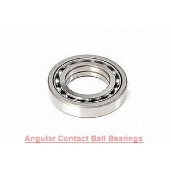 55 mm x 90 mm x 18 mm  SNFA HX55 /S/NS 7CE3 angular contact ball bearings #1 image