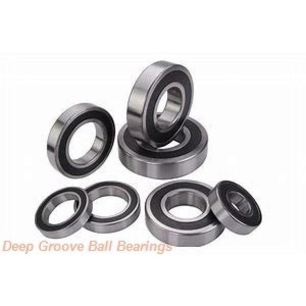15 mm x 42 mm x 13 mm  SKF 6302-2RSL deep groove ball bearings #1 image