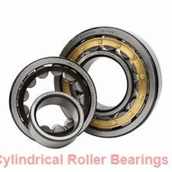 180 mm x 280 mm x 136 mm  IKO NAS 5036UUNR cylindrical roller bearings #1 image