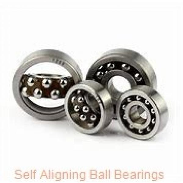 25 mm x 52 mm x 18 mm  NKE 2205-K-2RS+H305 self aligning ball bearings #1 image