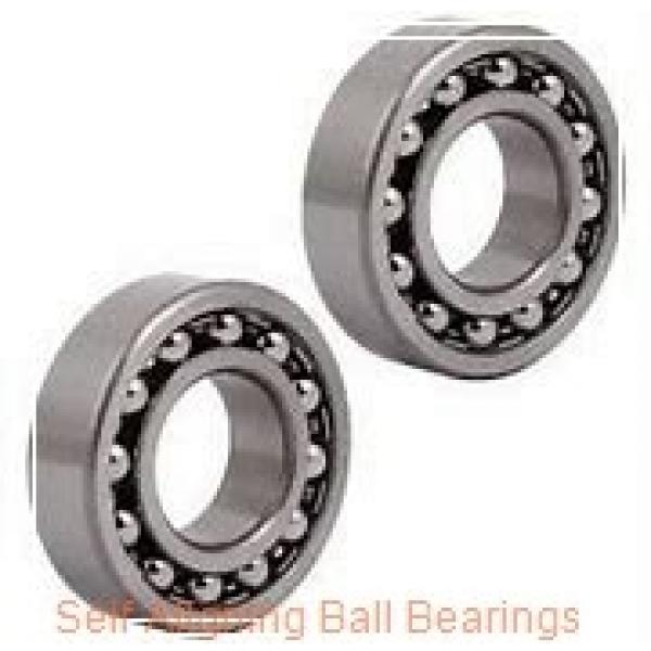 25 mm x 52 mm x 18 mm  NKE 2205-K-2RS+H305 self aligning ball bearings #2 image