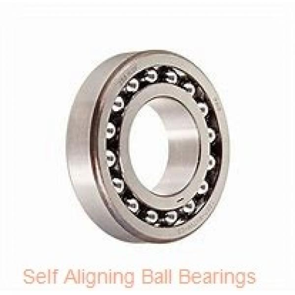 120 mm x 215 mm x 42 mm  SIGMA 1224 M self aligning ball bearings #1 image