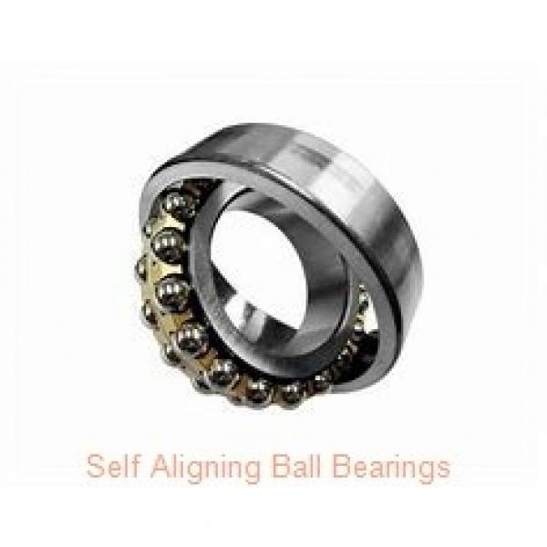 90 mm x 160 mm x 30 mm  ISO 1218K+H218 self aligning ball bearings #1 image